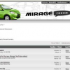 Thumbnail image for EcoModder starts a new forum for the 2014 Mitsubishi Mirage