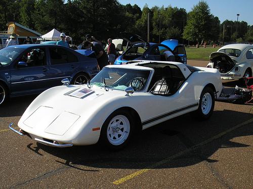 Bradley Electric Car For Sale