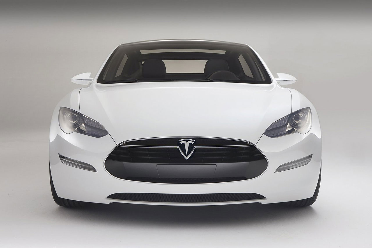 Tesla model s 50000 electric car that seats seven tesla model s malvernweather Image collections