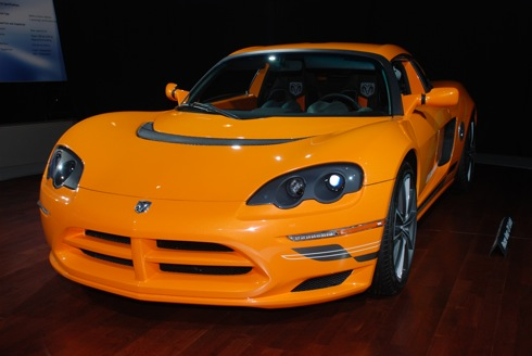 Dodge Circuit ENVI Concept