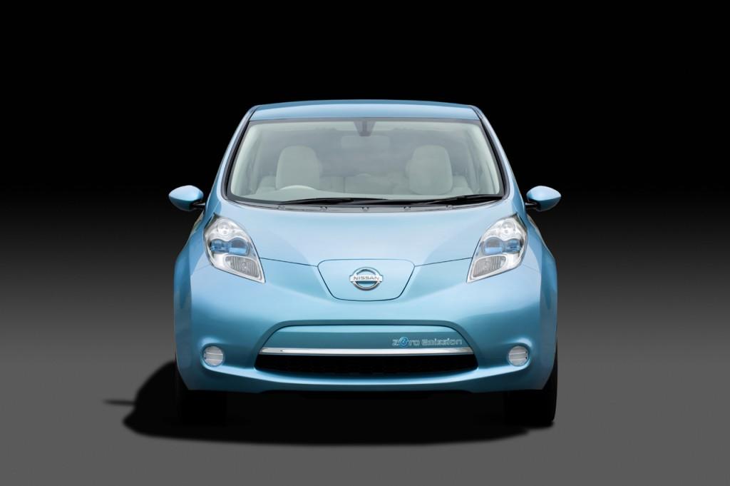 The Nissan Leaf Another Ev