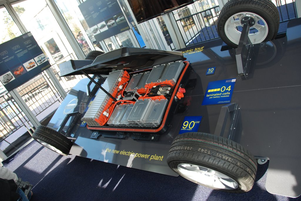 Nissan Leaf Battery Replacement >> The Nissan Leaf, and What Electric Drivetrain Means to Us