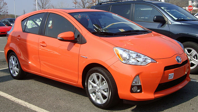 Post image for Prius C: A sub-compact hybrid, at a non-hybrid price.