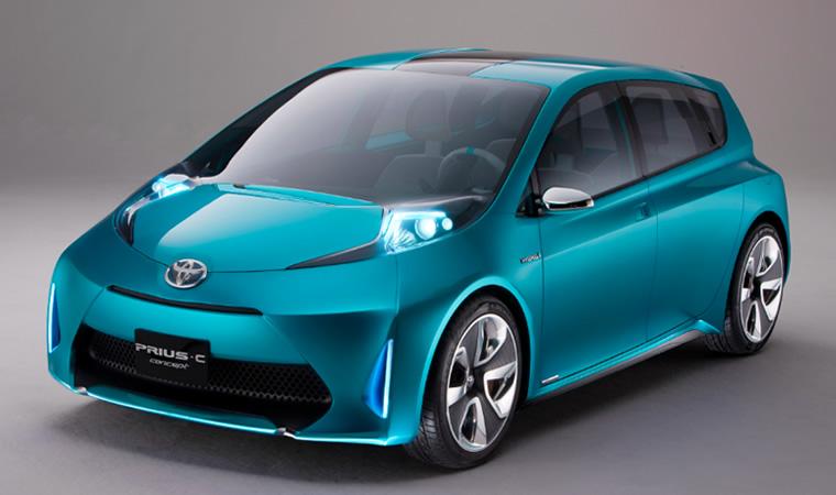 Prius C A Sub Compact Hybrid At Non Price