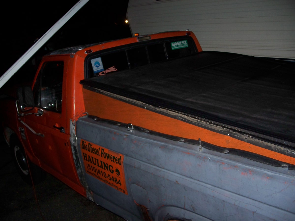 Aerocaps For Pick Up Trucks