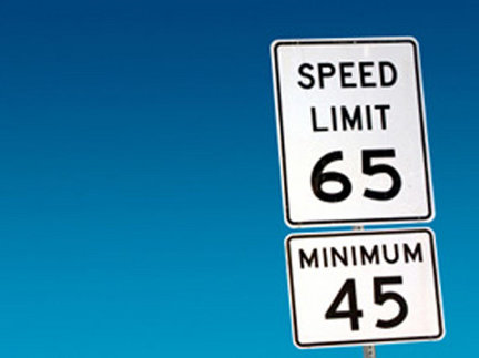speed limits, upper and lower
