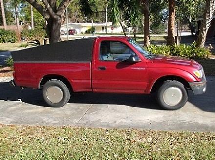 details old red taco 2002 toyota tacoma regular cab fuel economy. Black Bedroom Furniture Sets. Home Design Ideas
