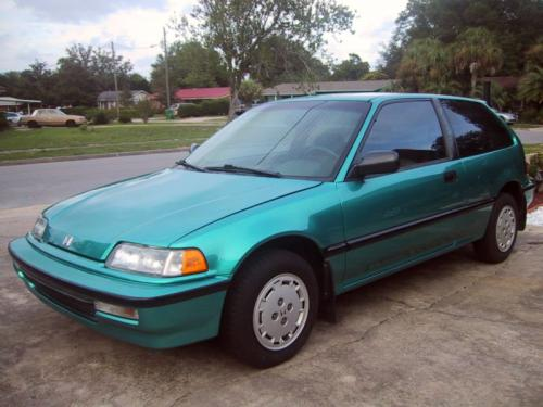 1991 honda civic dx hatchback gas mileage. Black Bedroom Furniture Sets. Home Design Ideas