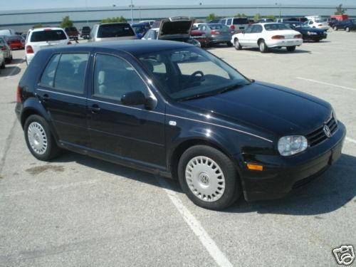 Owner Dcb Schnitzel 2001 Volkswagen Golf Tdi