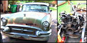 1955 Buick Special sedan - diesel conversion