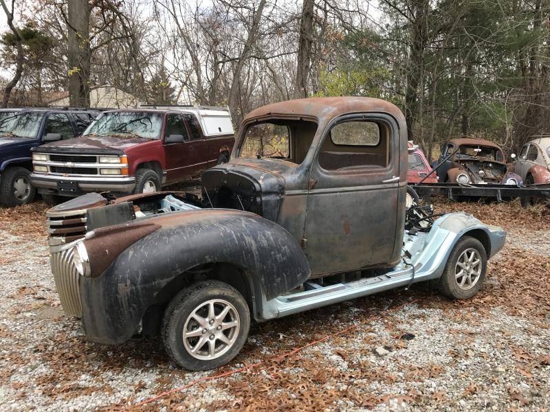 1946 chevy prius truck page 2 fuel economy hypermiling ecomodding news and forum. Black Bedroom Furniture Sets. Home Design Ideas