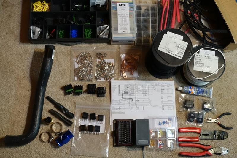 DIY Electric Fan Conversion and Controller - Fuel Economy