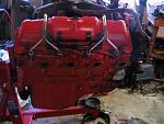 94' Suburban diesel conversion
