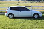 1995 Civic VX