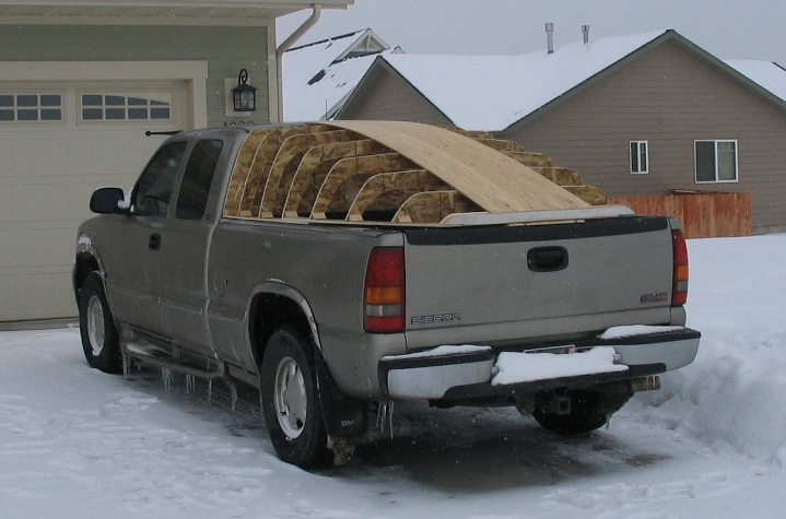 Diy Truck Cap Do It Your Self Diy