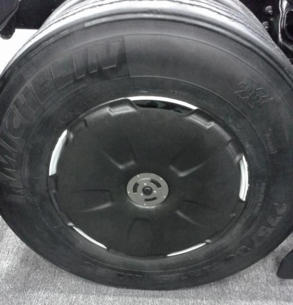 Semi Trailer Covers : Semi truck wheel simulators ebay autos post