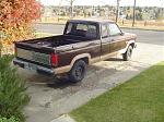 Electric Ford Ranger`