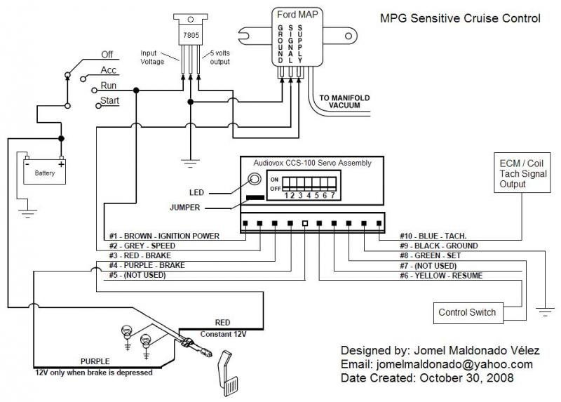 general cruise control diagram ecomodder.com - jomelmaldonado's album: diy; mpg sensitive ... kia cruise control diagram