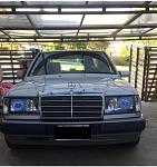 Mercedes W124 diesel turbo