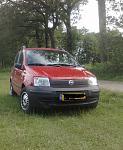 Fiat Panda 1.1 LPG - 54 hp - 2006