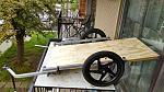 Bike trailer stuff