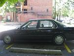 93 Honda Accord (B4)
