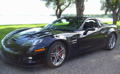tested speed vs mpg 2008 corvette z06 505 hp fuel. Black Bedroom Furniture Sets. Home Design Ideas
